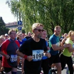 Jüri Jaansoni Kahe Silla jooks - Sami Mahkonen (1095), Martyn Mckean (1314)