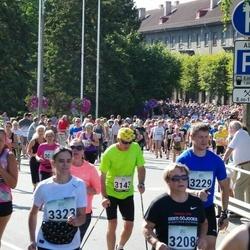 Jüri Jaansoni Kahe Silla jooks - Kadri Karjus (3112), Aivo Kruusimägi (3143), Hilju Josua (3208), Taivo Kurvits (3229), Merli Varner (3323)
