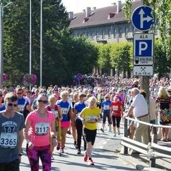 Jüri Jaansoni Kahe Silla jooks - Terje Vainomäe (3113), Kristi Laatsarus (3137), Eiko Kadarik (3365)