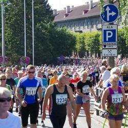 Jüri Jaansoni Kahe Silla jooks - Sven Järvekülg (3111), Ilse Laur (3217), Elmar Põder (3234), Riina Omurtak (3338)