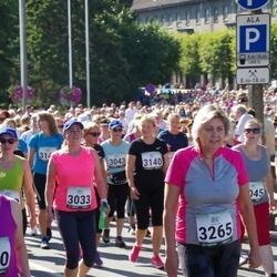 Jüri Jaansoni Kahe Silla jooks - Olga Abramova (3033), Jane Saarnak (3040), Marika Kakko (3140), Katrin Kalda (3152), Ilme Kurro (3265)