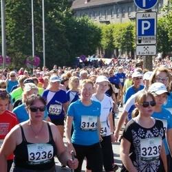 Jüri Jaansoni Kahe Silla jooks - Piret Ollep (3023), Ülle Mitt (3149), Rita Saareoja (3236), Michelle-Keiko Rahnel (3238)