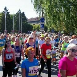 Jüri Jaansoni Kahe Silla jooks - Sirle Susi (3175), Klarika Hannus (3289), Inge Orav (3383)
