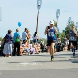 Jüri Jaansoni Kahe Silla jooks - Lauri Enn (52), Andre Kaaver (56)