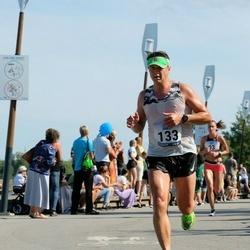Jüri Jaansoni Kahe Silla jooks - Birgit Pihelgas (93), Raul Roots (123), Kaido Koppel (133)