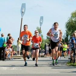 Jüri Jaansoni Kahe Silla jooks - Agur Alev (262), Mait Mõttus (275), Henriko Ojaveer (526)
