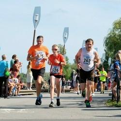 Jüri Jaansoni Kahe Silla jooks - Agur Alev (262), Henriko Ojaveer (526)