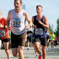Jüri Jaansoni Kahe Silla jooks - Marwin Joseph Virkus (237), Agur Alev (262)