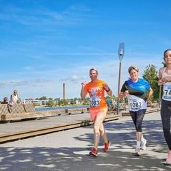 Jüri Jaansoni Kahe Silla jooks - Mariliis Puusepp (743), Anni Engelbrecht (1082), Aune Viet (1083)