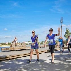 Jüri Jaansoni Kahe Silla jooks - Katrin Rebane (3300), Britt Kruusmaa (3373)