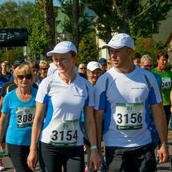 Jüri Jaansoni Kahe Silla jooks - Anu Sopp (3154), Alar Laanso (3156)