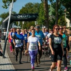 Jüri Jaansoni Kahe Silla jooks - Erika Pettai (3035), Katrin Rebane (3300)