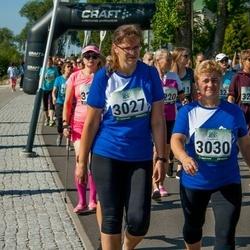 Jüri Jaansoni Kahe Silla jooks - Eelika Leemet (3027), Juta Mitt (3030)