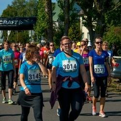 Jüri Jaansoni Kahe Silla jooks - Gerli Lutvärk (3014), Margit Müür (3145)