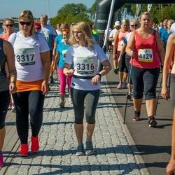 Jüri Jaansoni Kahe Silla jooks - Merje Undla (3316), Helen Senjavin (3317)