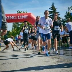Jüri Jaansoni Kahe Silla jooks - Aleksei Ronkel (421), Üllar Vill (479), Kevin Kubilius (1398)