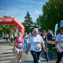 Jüri Jaansoni Kahe Silla jooks - Tiina Liivak (3333), Annemarii Hunt (3427)