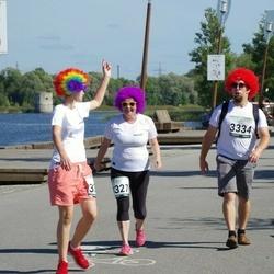 Jüri Jaansoni Kahe Silla jooks - Birgit Reidma (3326), Mikk Mathisen (3334)