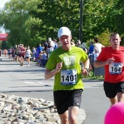 Jüri Jaansoni Kahe Silla jooks - Avo Taats (164), Rivo Habakuk (1401)