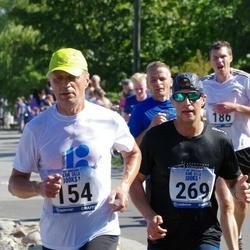 Jüri Jaansoni Kahe Silla jooks - Raivo Raudsepp (154), Andre Valkman (269)