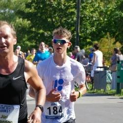 Jüri Jaansoni Kahe Silla jooks - Jüri Jaanson (11), Ragnar Lelle (184)