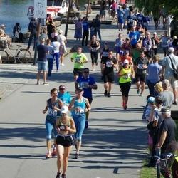 Jüri Jaansoni Kahe Silla jooks - Kristi Johanson (631), Mariann Hanna Johanson (794), Liina Padrik (1093)