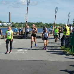 Jüri Jaansoni Kahe Silla jooks - Eliise Orav (738), Margit Haug (853)
