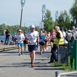 Jüri Jaansoni Kahe Silla jooks - Kadri Põder (715), Guy Ahonen (1147), Enn Hallik (1518), Anti Roosileht (1751)