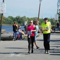 Jüri Jaansoni Kahe Silla jooks - Raul Roots (123), Ragne Õunapuu (812)