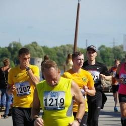 Jüri Jaansoni Kahe Silla jooks - Artur Ojala (1202), Raul Enn (1219)