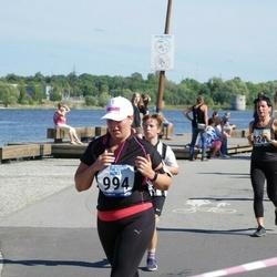 Jüri Jaansoni Kahe Silla jooks - Aile Puls-Lillepa (665), Regina Reidla (994), Piret Saarts (3240)