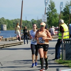 Jüri Jaansoni Kahe Silla jooks - Katre Vallner (1299), Ave Jõgibert (1635), Aivo Kruusimägi (3143)
