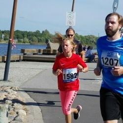 Jüri Jaansoni Kahe Silla jooks - Ken Tilk (1207), Paula Simona Tammaru (1582)
