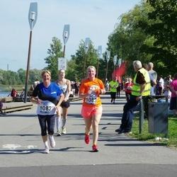 Jüri Jaansoni Kahe Silla jooks - Anni Engelbrecht (1082), Aune Viet (1083)