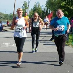 Jüri Jaansoni Kahe Silla jooks - Andy Billington (1100), Karin Rändla (3266)