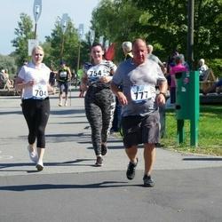 Jüri Jaansoni Kahe Silla jooks - Kärt Luht (704), Andrea Õispuu (754), Tarmo Uibomäe (777)