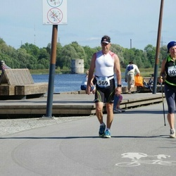 Jüri Jaansoni Kahe Silla jooks - Dag Kivila (569), Jane Rebane (3039)