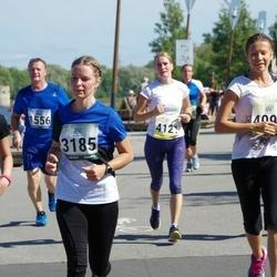 Jüri Jaansoni Kahe Silla jooks - Laura Liis Ansi (1144), Arvo Sarapuu (1556), Angela Toht (3185)
