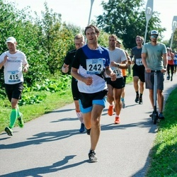 Jüri Jaansoni Kahe Silla jooks - Marko Laurits (242), Jan Kõrva (415)