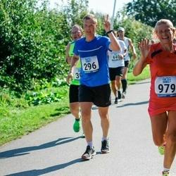 Jüri Jaansoni Kahe Silla jooks - Rauno Mikkor (296), Marko Teinburk (302), Relika Mell (979)