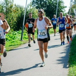 Jüri Jaansoni Kahe Silla jooks - Olavi Talu (329), Janor Soop (440)
