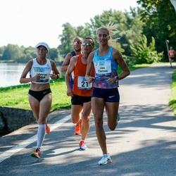 Jüri Jaansoni Kahe Silla jooks - Liina Tsernov (7), Jekaterina Patjuk (15), Kalev Õisnurm (21)