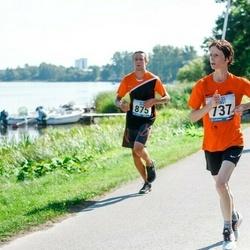 Jüri Jaansoni Kahe Silla jooks - Eva-Maria Truve (737), Rannet Kurrel (875)