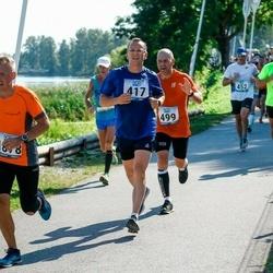 Jüri Jaansoni Kahe Silla jooks - Andrus Möll (306), Toomas Vavilov (417), Üllar Gustavson (452), Sven Vene (499), Kristjan Joost (1878)