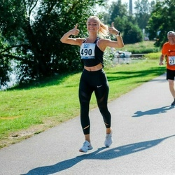 Jüri Jaansoni Kahe Silla jooks - Kaarel Tõruvere (271), Marja-Liisa Alliksoo (490)