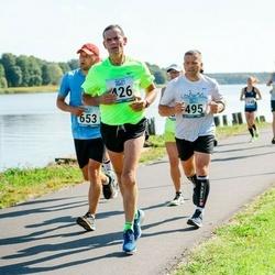 Jüri Jaansoni Kahe Silla jooks - Erki Palm (426), Rein Tamm (495)