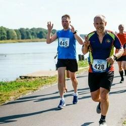 Jüri Jaansoni Kahe Silla jooks - Sander Blehner (428), Marek Jääger (445)