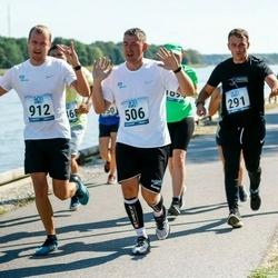 Jüri Jaansoni Kahe Silla jooks - Siim Retsnik (291), Sven Saue (506), Taivo Kunder (912)
