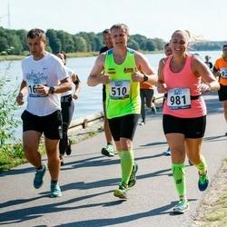 Jüri Jaansoni Kahe Silla jooks - Lauri Kaaviste (510), Merle Treier (981)