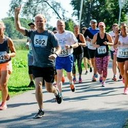 Jüri Jaansoni Kahe Silla jooks - Janno Rebane (502)
